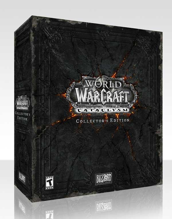 World of Warcraft: Cataclysm, edición coleccionista desvelada
