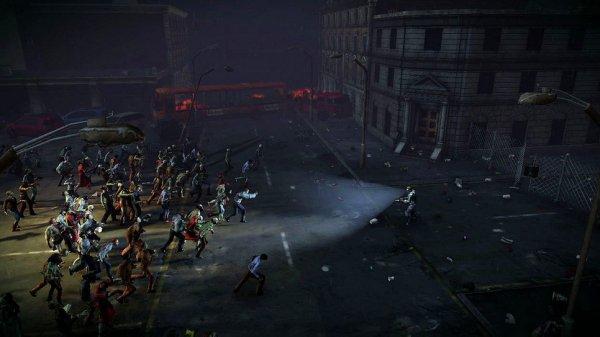 Dead Nation, tráiler del juego sobre el apocalipsis zombi