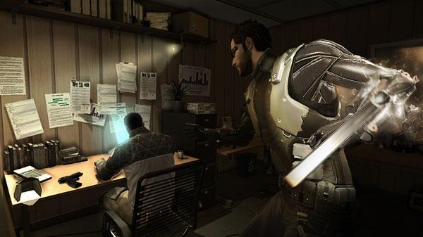 Deus Ex: Human Revolution, imágenes y detalles del videojuego de rol cyberpunk