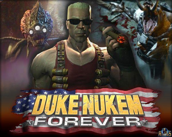 Duke Nukem Forever, Gearbox podría hacerse cargo del proyecto Duke Nukem Forever