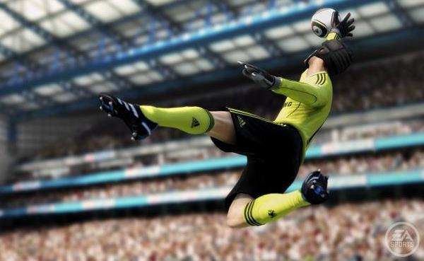 FIFA 11, los porteros serán jugadores controlables en la nueva entrega