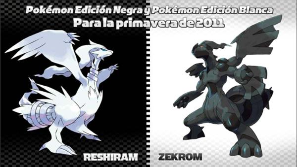 Pokémon Blanco y Negro arrasan con más de un millón de reservas antes del lanzamiento