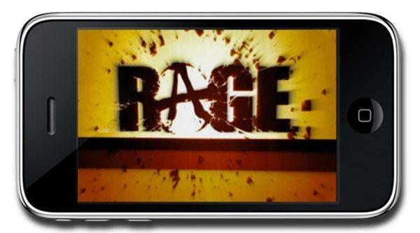 Rage para iPhone, el juego de acción para móvil asombra en la QuakeCon