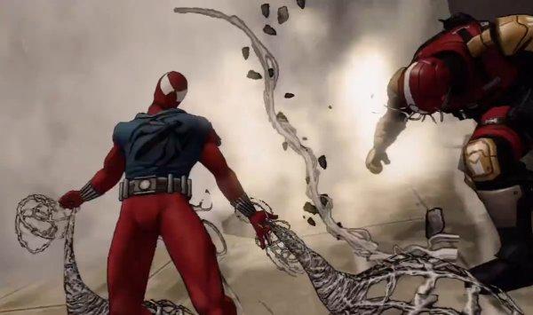 Spider-Man: Shattered Dimensions, tráiler del Hombre Araña con traje alternativo