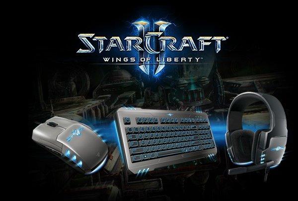 StarCraft II, Razer lanza tres accesorios para el videojuego de Blizzard
