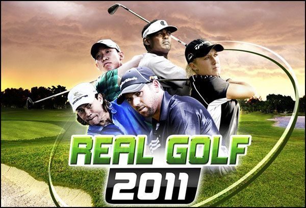 Real Golf 2011, Gameloft lanza Real Golf 2011 para iPhone y iPod Touch