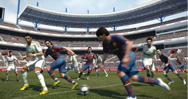 PES 2011, la demo de PES 2011 se podrá descargar gratis el 15 de septiembre para PS3 y Pc
