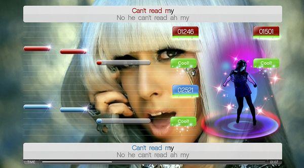 SingStar Dance, Sony revela la lista de canciones que contendrá SingStar Dance