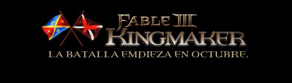 Fable III Kingmaker, la saga llega también a iPhone