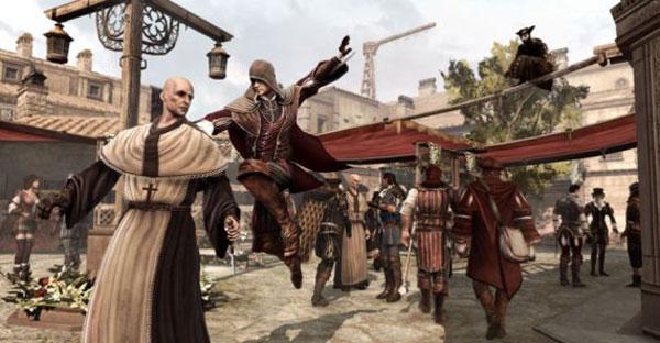Assassin's Creed: La hermandad, un nuevo vídeo deja ver cómo será la Beta online