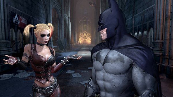 Batman: Arkham City, llegan las primeras imágenes de dentro del juego