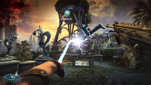 BulletStorm, el juego de acción muestra un nuevo vídeo comentado por los desarrolladores