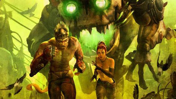 Enslaved, un juego de acción y plataformas en un mundo cuidado al detalle