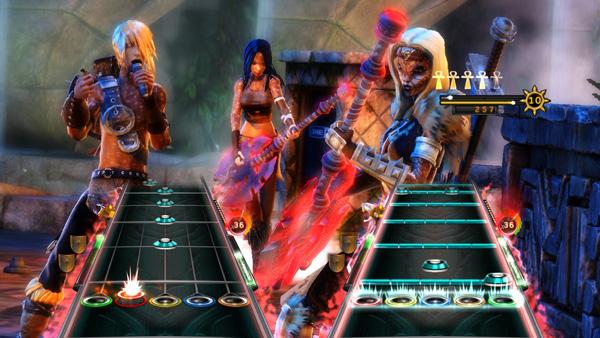 Guitar Hero: Warriors of Rock, llegan las primeras imágenes de este nuevo juego musical