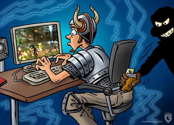 Jugadores Online, el nuevo objetivo de las cibermafias y los cibercriminales
