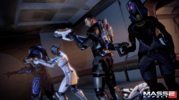 Mass Effect 2: Lair of the Shadow Broker, nuevos contenidos descargables para la aventura espacial