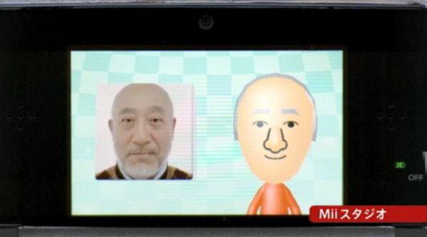 Nintendo 3DS, un nuevo vídeo nos demuestra cómo crear un Mii en esta consola