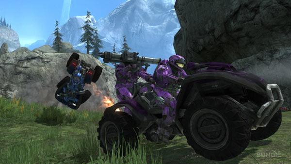 Halo Reach, descubierto un minijuego secreto de carreras
