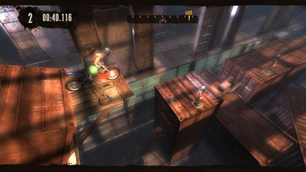 Trials HD, un juego de moto acrobáticas de Xbox Live que bate records de descargas