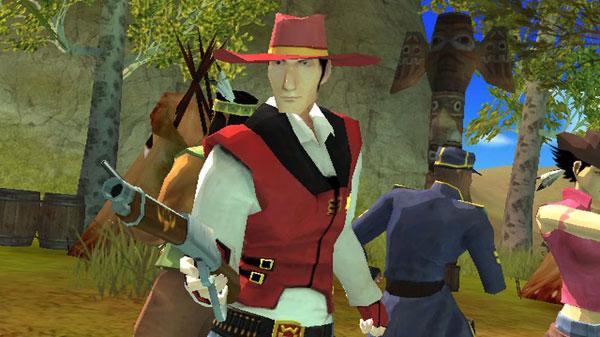 Western Heroes, un juego de disparos en el lejano oeste para cuatro jugadores de Wii