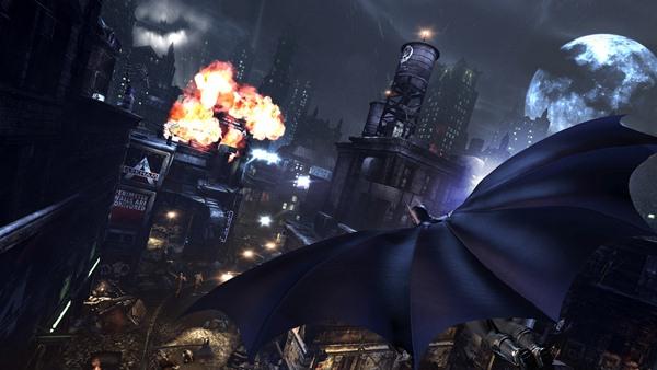 Batman Arkham City, nuevas habilidades, nuevos modos de juego y Catwoman en cooperativo