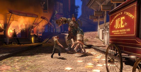 Bioshock Infinite, primeras imágenes de este esperado título