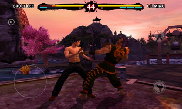 Dragon Warrior, descarga gratis Dragon Warrior para Samsung Wave y emula a Bruce Lee