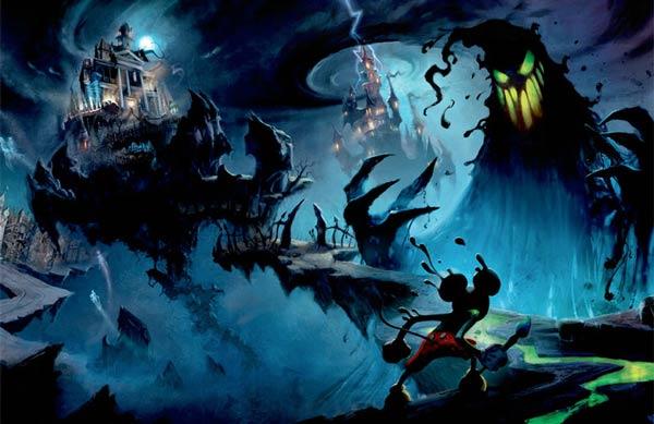 Epic Mickey, el nuevo juego de Mickey Mouse vendrá doblado al español