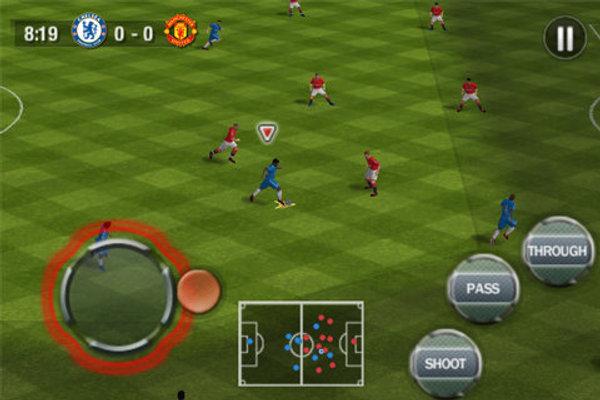FIFA 11, la versión para iPhone de FIFA 11 llegará esta semana