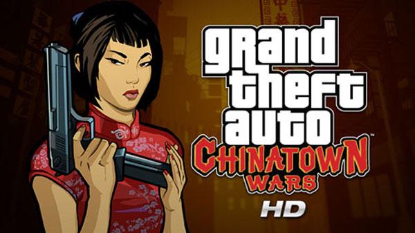 GTA Chinatown Wars HD, la versión para el iPad de GTA Chinatown Wars ya tiene fecha de salida