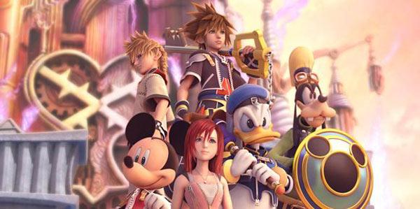 Kingdom Hearts 3, esta entrega no verá la luz por lo menos hasta el 2013