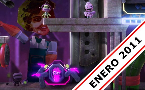 Little Big Planet 2, el lanzamiento de LBP2 es retrasado hasta 2011