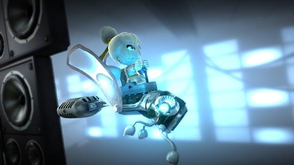 Little Big Planet 2 permitirá crear hasta juegos de acción y lucha