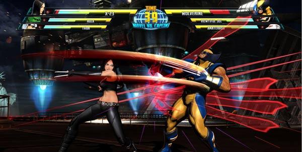 Marvel vs Capcom 3, anunciados nuevos personajes en el Tokyo Game Show