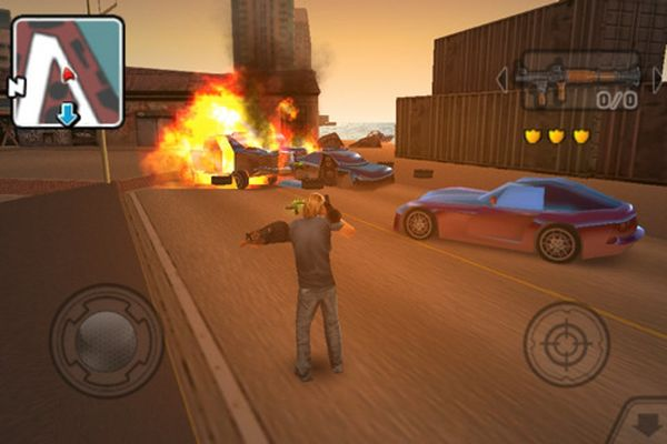 Gangstar Miami Vindication Nuevo Juego Estilo Gta Para Iphone Y