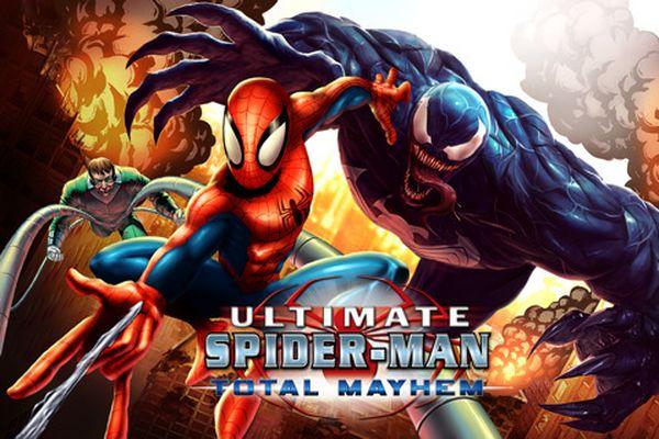 Spider-Man: Total Mayhem, nuevo juego de Spider-Man para iPhone y iPod Touch