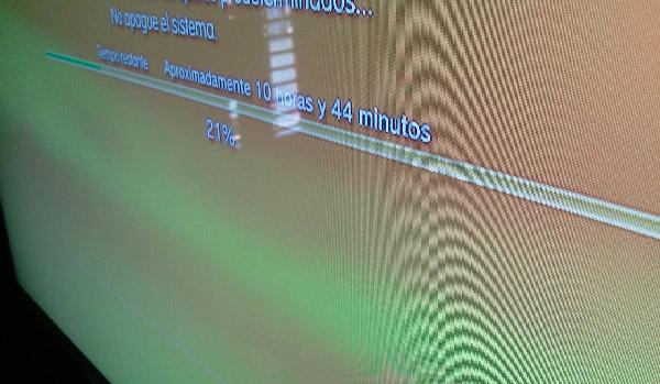 Pasar datos de una PS3 a otra PS3, hasta 7 horas para completar el proceso
