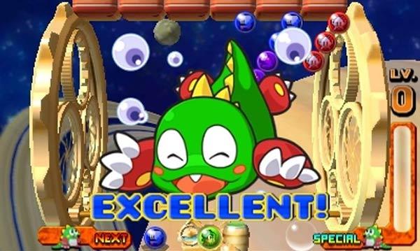 Puzzle Bobble 3D, nueva entrega de esta saga de puzzles para Nintendo 3DS