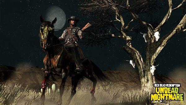Red Dead Redemption, RockStar muestra los zombis de Red Dead Redemption en un trailer