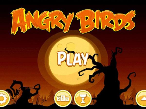 Angry Birds Halloween, el popular juego para iPhone y Android lanza una edición especial