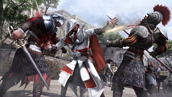 Assassin's Creed: La Hermandad, se desvela el tráiler del modo historia