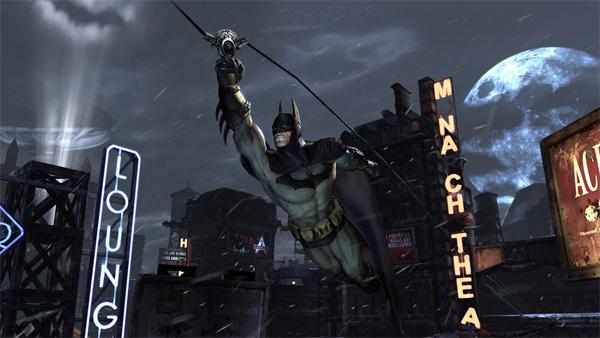 Batman: Arkham City, llegan nuevas imágenes del último juego de Batman