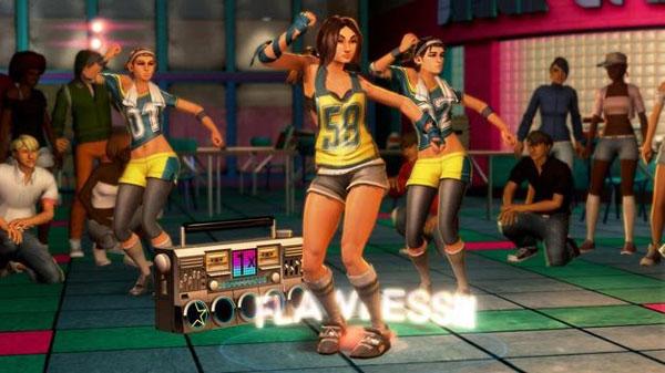 Dance Central, el juego de baile de Kinect desvela su lista de canciones