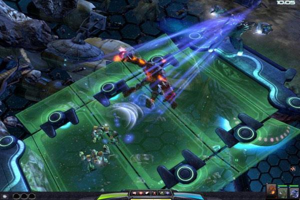 Darkspore, un nuevo vídeo de este juego de acción nos muestra imágenes reales del juego
