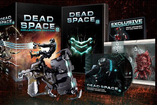 Dead Space 2, se anuncia la edición de coleccionista de este juego de disparos
