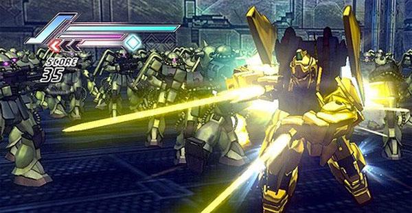 Dynasty Warriors: Gundam 3, acción, robots gigantes y cientos de enemigos a la vez