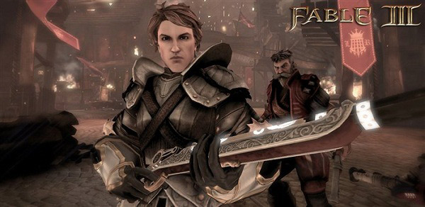 Fable 3, un nuevo vídeo muestra imágenes reales del juego