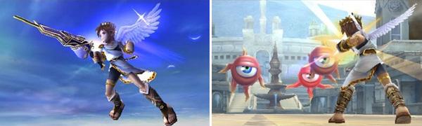 Kid Icarus Uprising, un nuevo juego de acción para Nintendo 3DS