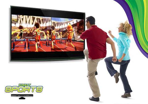 Kinect Sports, los minijuegos de deporte llegan a la Xbox 360, con el nuevo Kinect