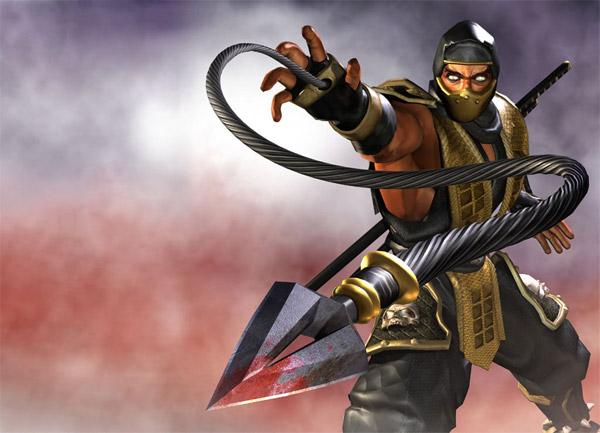 Mortal Kombat, llega el tráiler del personaje Scorpion, para este brutal juego de lucha